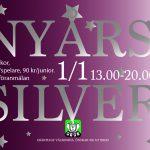 Nyårssilver 13:00-20:00