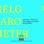 Helgbarometer (kväll) 18:30-22:30